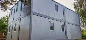 Dom modułowy od firmy Modulex: jak szybko można zbudować?