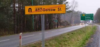 Droga wojewódzka nr 487 w Boroszowie będzie remontowana. Wyznaczono objazdy