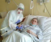 103-letnia pacjentka pokonała koronawirusa!