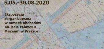 Dawne Mapy – Muzeum w Praszce