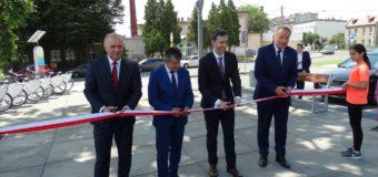 Centrum przesiadkowe w Oleśnie oficjalnie otwarte