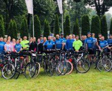 3,5 tysiąca kilometrów rowerami do pracy!