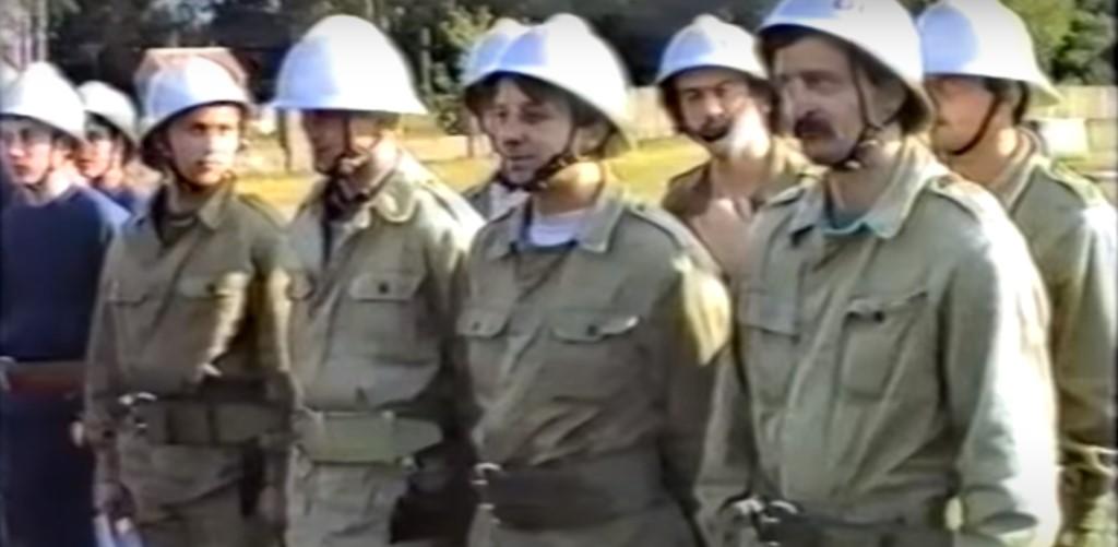 Tak wyglądały zawody strażackie w 1988 roku! (Archiwalny film)