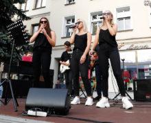 Agyntki Band z koncertem na oleskim rynku