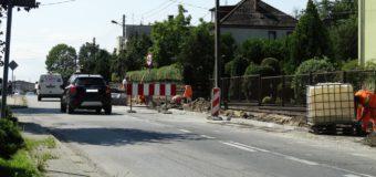 Ruszył remont dwóch ulic w Oleśnie. Kierowców czekają spore utrudnienia