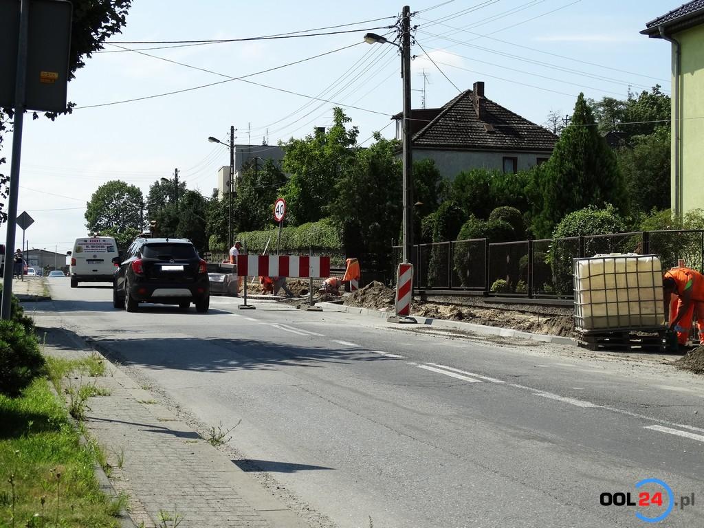Dwie kluczowe ulice w Oleśnie zamknięte z powodu remontu