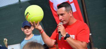 W Oleśniema powstać klub tenisa! – Chcemy, aby w tenisa grały w Oleśnie całe pokolenia