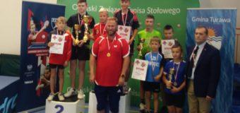 Młodzi olescy tenisiści z sukcesami