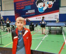 Tenisista z Olesna na Mistrzostwach Polski