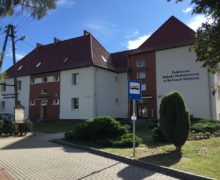 Szkoła w Borkach Wielkich po termomodernizacji