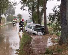 Alarm przeciwpowodziowy na terenie gmin Gorzów Śląski i Praszka