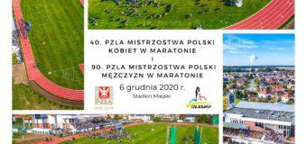 6 grudnia najlepsi maratończycy pobiegną w Oleśnie!