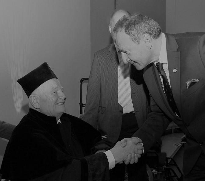Zmarł prof. Franciszek Kokot, Honorowy Obywatel Olesna, lekarz wybitny