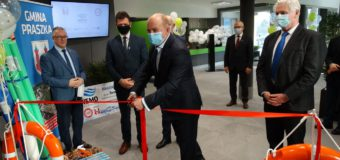 Pływalnia Nemo w Praszce oficjalnie otwarta. To jedna z największych inwestycji w gminie