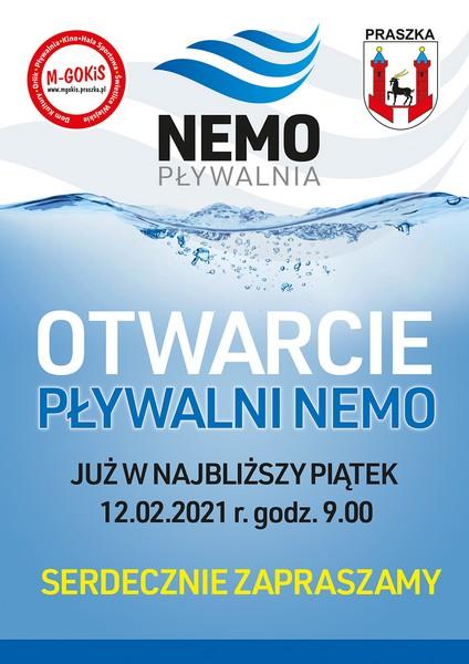 Otwarcie pływalni Nemo w Praszce