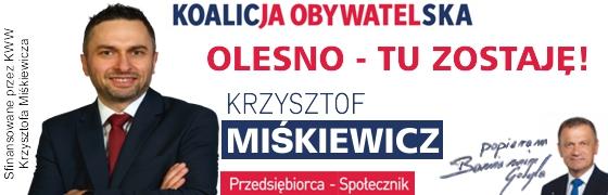Wybory uzupełniające, K. Miskiewicz
