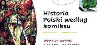 Historia Polski według komiksu – Muzeum w Praszce
