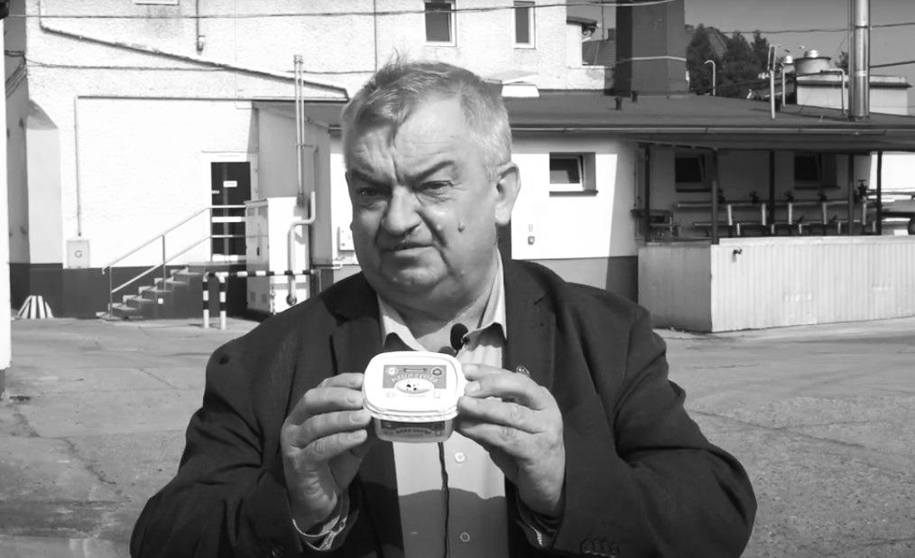 Nie żyje Wilhelm Beker, prezes Okręgowej Spółdzielni Mleczarskiej w Oleśnie