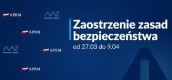 Twardy lockdown w Polsce już od soboty!