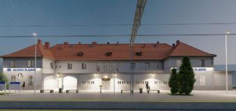 Remont dworca rusza niebawem. Zakończenie w 2022 roku.
