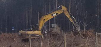 (Prima aprilis): Budowa obwodnicy Olesna przerwana. Znaleziono poniemiecki bunkier! To przełomowe odkrycie!