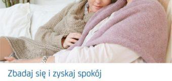 Bezpłatna mammografia w Oleśnie