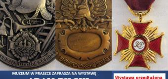 Adam Bilski – Honorowy obywatel Praszki – Wystawa w muzeum w Praszce