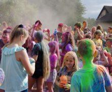 Powitanie wakacji w Gorzowie Śląskim