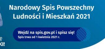 Odsetek spisanych osób w Narodowym Spisie Powszechnym? Olesno na ostatnim miejscu w województwie