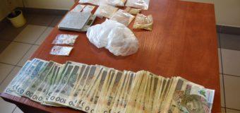 15 zarzutów związanych z przestępczością narkotykową