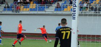 OKS Olesno. Na początek remis 3-3 z rezerwami Odry Opole