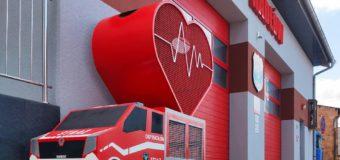 Świetna inicjatywa! Strażackie serce stanęło w Radłowie