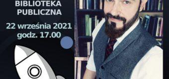 Spotkanie autorskie – Marcin Szczygielski – Olesno