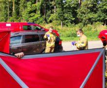 Nagłe zatrzymanie krążenia u kierowcy w Starym Oleśnie. Mimo reanimacji, mężczyzny nie udało się uratować
