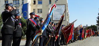 Wojewódzkie obchody jubileuszu 100-lecia Związku OSP RP w Oleśnie