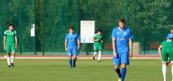 OKS Olesno przegrywa 0-1 po rzucie karnym