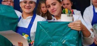 Sukces oleskich uczennic w konkursie kulinarnym!