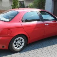 Alfa Romeo z gazem 2.0TS 2002