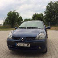 Sprzedam Renault Clio z 2002 roku - bogate wyposażenie