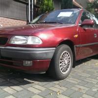 Opel Astra Classic, pierwszy właściciel, benzyna+LPG, stan BDB, Dobrodzień, 3900 zł